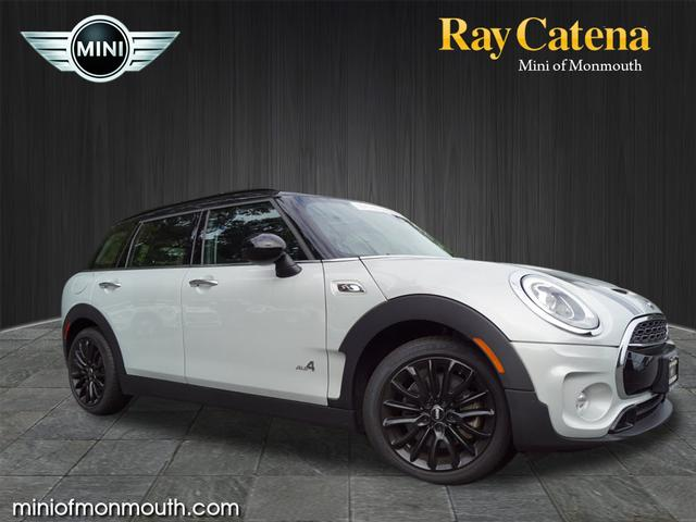 Pre-Owned 2019 MINI Clubman Cooper S ALL4