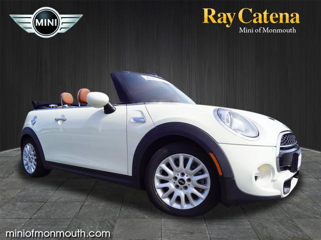 Certified Pre-Owned 2016 MINI Convertible Cooper S