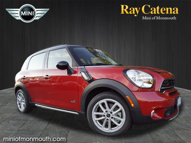 Pre-Owned 2016 MINI Countryman Cooper S ALL4