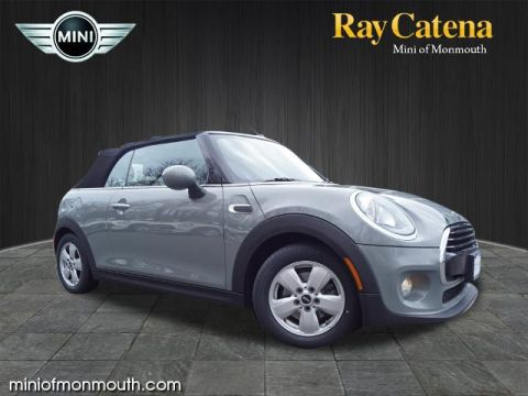 Certified Pre-Owned 2018 MINI Convertible Base