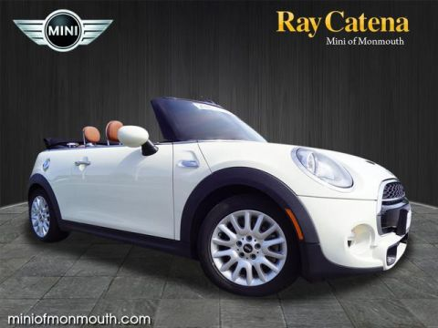 Pre-Owned 2016 MINI Convertible Cooper S