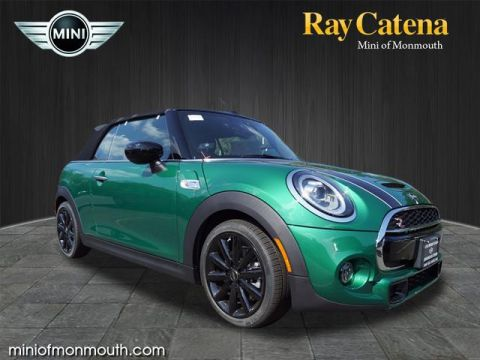 New 2020 MINI Convertible Cooper S