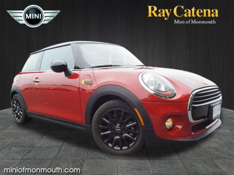 Certified Pre-Owned 2017 MINI Hardtop 2 Door Base