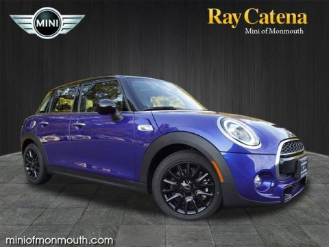 Pre-Owned 2019 MINI Hardtop 4 Door Cooper S