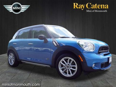 Certified Pre-Owned 2016 MINI Countryman Cooper S ALL4